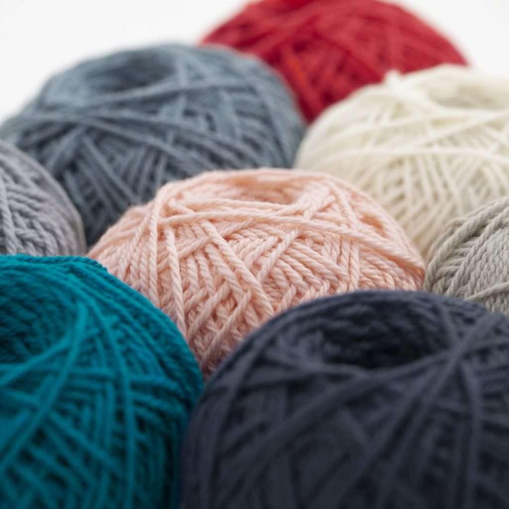 Sumptuous yarn