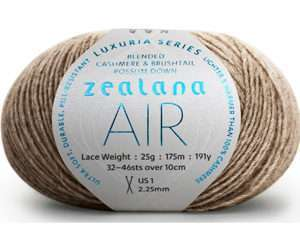 Zealana Air Superfine (Luxuria Range)