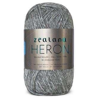 Zealana Heron Worsted