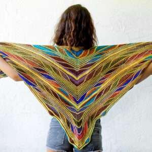 Papillon Shawl