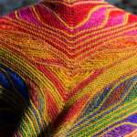 Papillon Shawl Knitalong Example