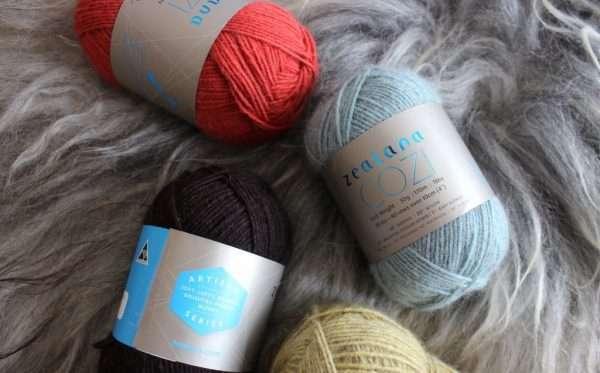 Zealana Cozi Sock Yarn