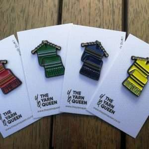 House Pride Enamel Pins