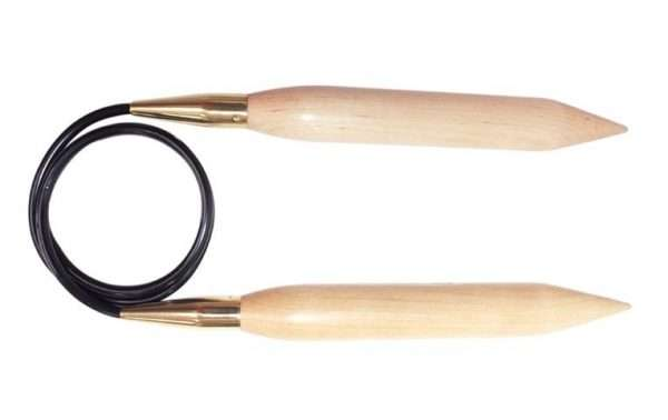 Knitpro Jumbo Birch Circulars