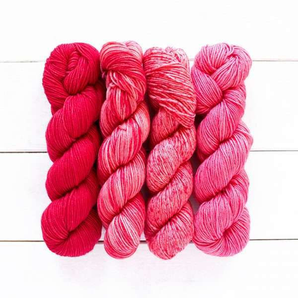 Urth Yarns - Merino Gradient Set - 801