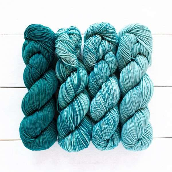 Urth Yarns - Merino Gradient Set - 807