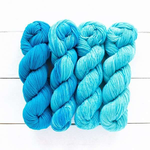 Urth Yarns - Merino Gradient Set - 809
