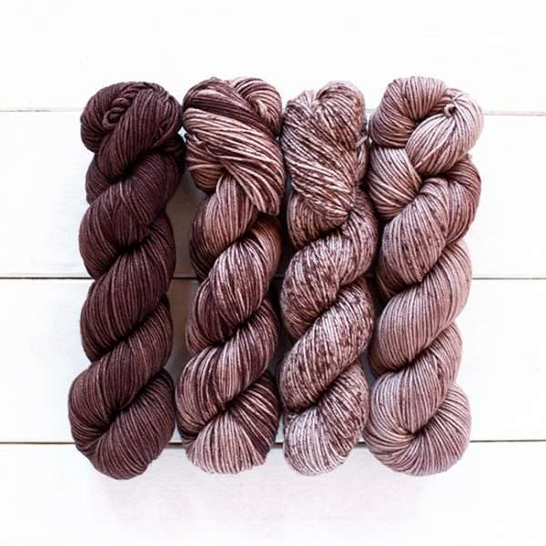 Urth Yarns - Merino Gradient Set - 810