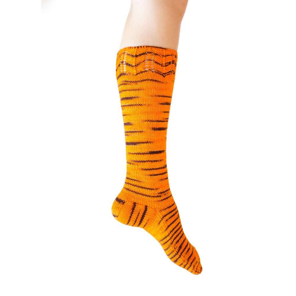 Urth Yarns - Uneek Sock - Tigress