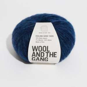 Wool and the Gang | Feeling Good | Curasao Blue