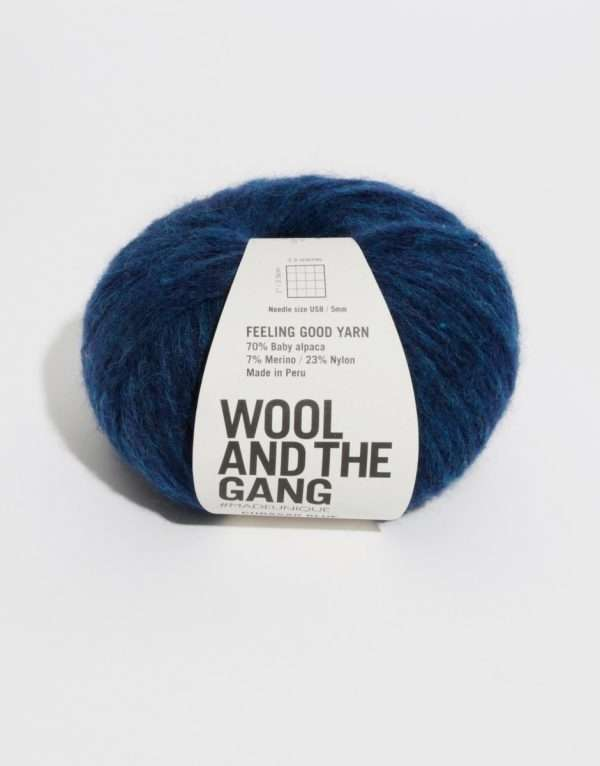 Wool and the Gang | Feeling Good | Curasao Blue