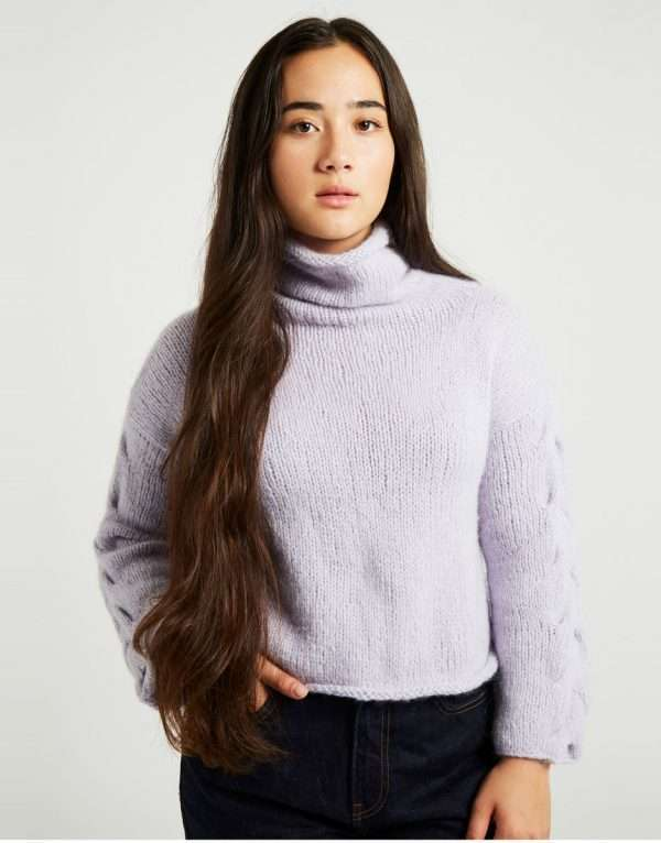 Wool and the Gang | Lady Soul Sweater | View 2