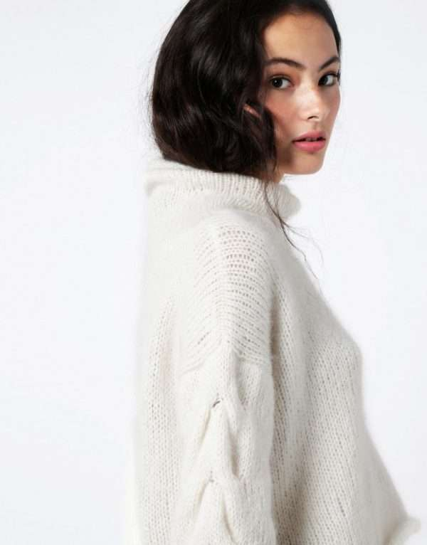Wool and the Gang | Lady Soul Sweater | View 8