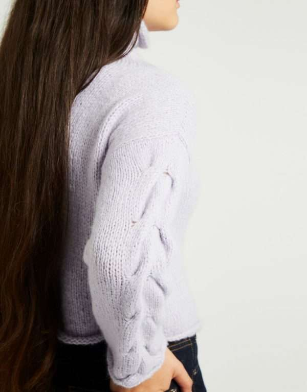 Wool and the Gang | Lady Soul Sweater | View 3