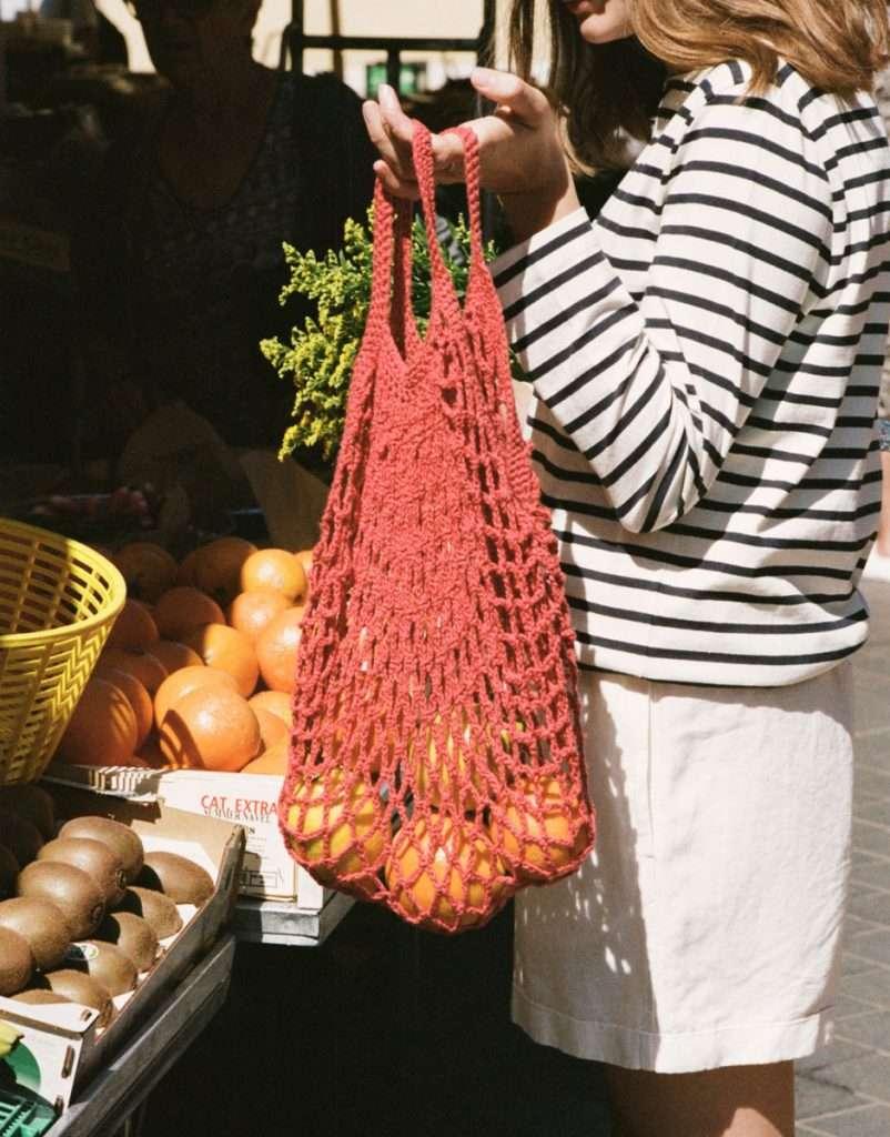 Everyday Bag crochet kit