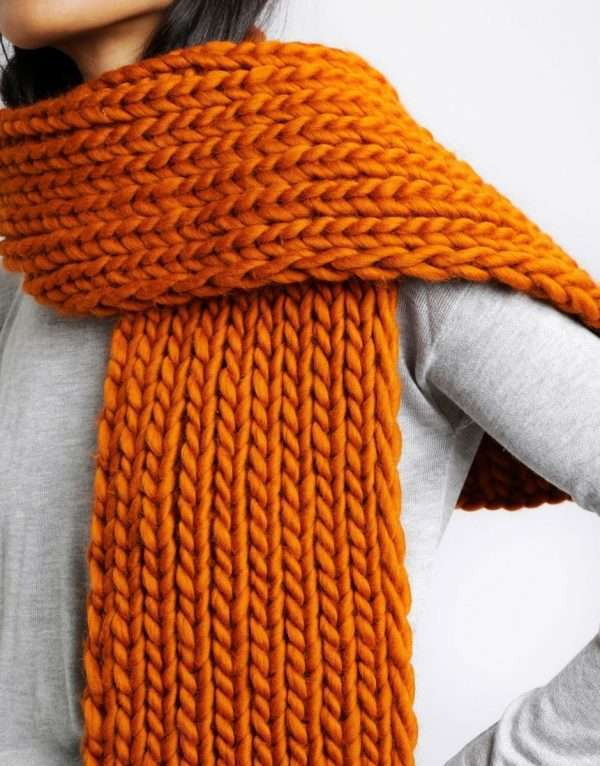 Wool and the Gang | Whistler Scarf
