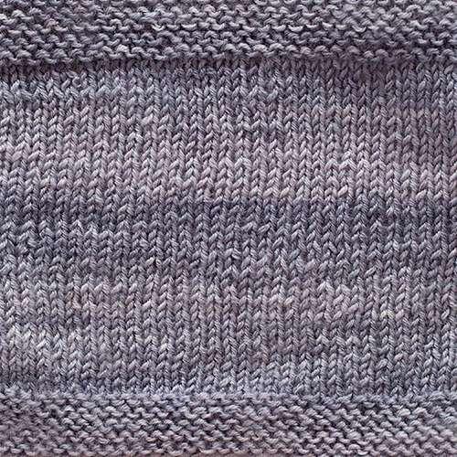 Urth Yarns | Monokrom Fingering | 3064 swatch
