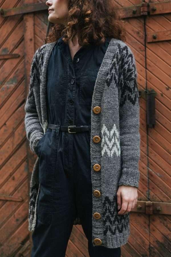 Maija - Cardigan Robe