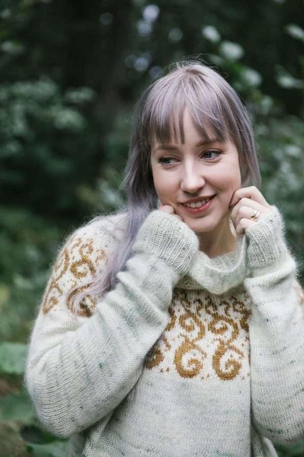 Mohair Fudge - Sweater