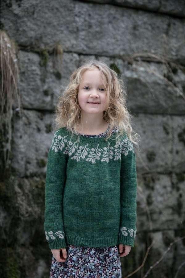 Taimi - Child's sweater