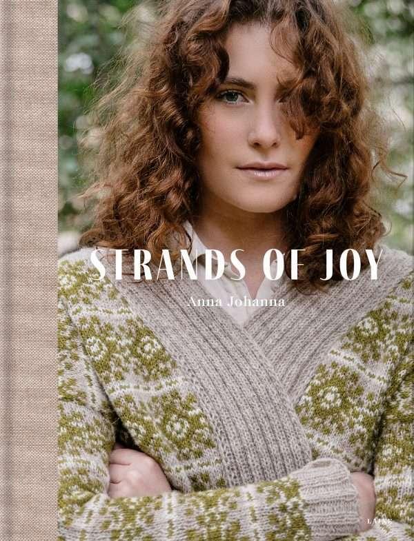 Strands of Joy by Anna Johanna, front cover