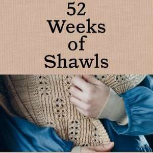 52 Weeks of Shawls | Cover