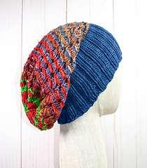 Brianna Hat knitting pattern