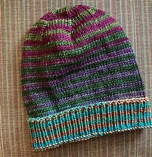 Queer Joe's Simple Hat pattern