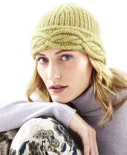 Zealana Chunky Air hat pattern