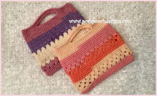 The Ladies' Shopping Bag by Posh Pooch Designs