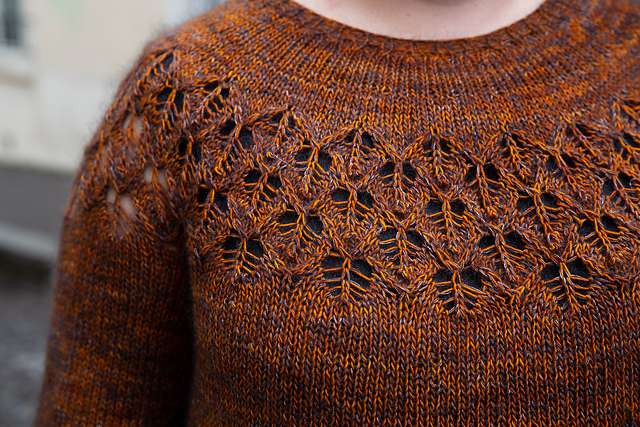 Love Note Sweater by Tin Can Knits