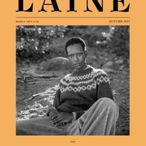Laine Magazine   Issue 12 Cover